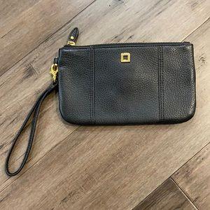 Lodis wristlet clutch leather purse wallet